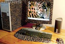 ahh leopard print!!! / by Paola Catalinotto