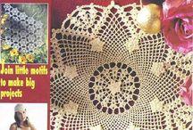 mønsterbøker på hekleduker