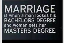 Marriage humor / by Shauna Durbin