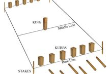 General Info about Kubb