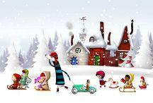 Holidays / by Sherryl Day
