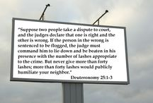 Christian Billboards / Christian billboards I wish Atheists would make