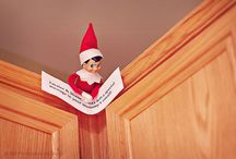 Elf on the Shelf Ideas / by Amy Haskell