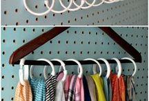 Organizar las bufandas