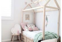 Natural kids rooms