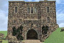 castle homes