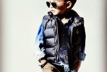 Kid fashion / by Kim Tallent