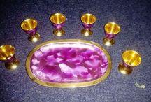 Porcelana złota lub z dodatkiwm6