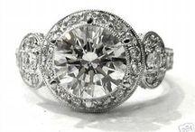 Ring Designs / by Bethany Tramel
