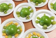 healthy snacks fun for kids