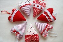 Hearts and bows
