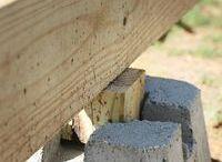 Deck Constructions / Altan konstruktioner