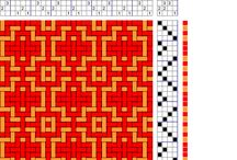 Pretty Weaving Drafts / by Carrie Gardner