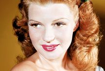 Vintage Celebrities (In Color!) / All my favorites, in full color! / by Frederick Pagliarulo
