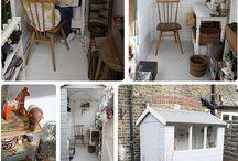sheds & studios