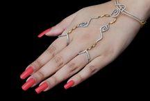 Palm Bracelets from Gehna