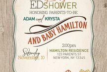 Co Ed Babyshower
