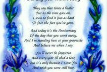 loving memory of my grandma