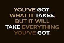 Motivational training