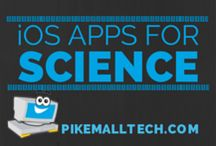 iOS Apps for Science / Great iOS Apps for the Science classroom