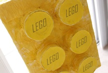 Lego party 2013 / by Elizabeth Colarusso
