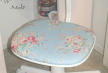 Recover Sewing Chair