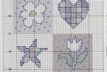 Cross Stitch Pattterns / by Kennedy James Witteveen
