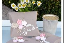 Gift boxes - pillow