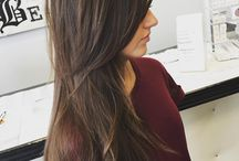 Thin Long Hair Styles