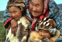 Children with their parents ... around the World / The special bond between a mother (or father) and their child.