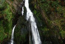 West Wales Waterfalls
