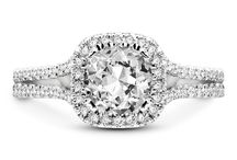 The Promise / Are you looking for an engagement ring? Please stop by our store on Washington Road in Augusta, Georgia. We have over 4,000 different engagement rings on display to choose from and in almost any style you could dream of. If you don't happen to be local, these are a few of our rings and if you find one that you love, we'll ship it to you. / by Windsor Fine Jewelers