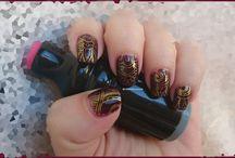 Nördic nº683 y QA88 de bornprettystore / Manicuras,Nail Art