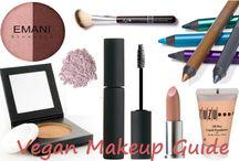 Vegan Cosmetics / Cruelty-free cosmetics