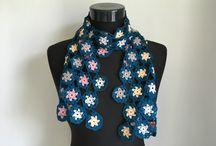 Crochet motifs creations