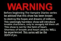 Vampire Diaries / by Emily Hagenauer