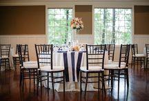 Nautical Themed Wedding Details
