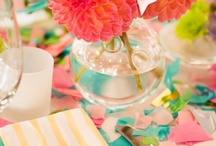 Table Decor / by Ingrid Halas