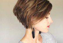 Bang hair