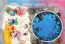preschool sensory box