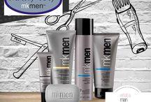 MK Men / Menn har også hud.