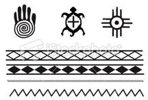 Symbols, signs