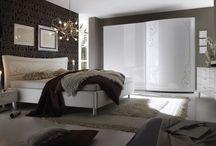 Bedrooms / Spálne / Hľadala som inšpiráciu