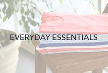 Everyday Essentials / Looks to live in, for a life you love. / by Three Dots