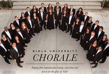 Choir photography