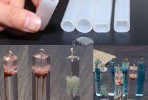 manualidades con silicona