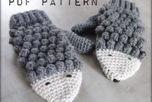 Crochet vantar
