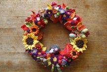 Decorations / Crochet decorations