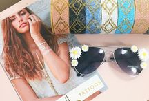Festival Fashion / Coachella is one of the biggest fashion inspirations for the summer. Don't fall behind the trends!