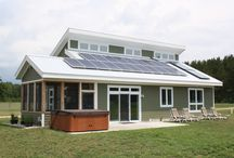 "The Peace of Mind Project / A LEED for Homes ""Platinum"" Project"